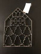 New Hearth And Hand Magnolia Giant Multi-cookie Cutter Tree House Stars