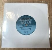 Pet Shop Boys Opportunity Opportunities Abbey Road Studios 1-sided 7 Acetate