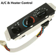 1pcs Hvac Ac A/c And Heater Control With Blower Motor Switch For Jeep Wrangler Tj