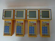 As-is Lot Of 4 3m Dynatel 965dsp Cable Tester Tdr Isdn Version 5.00.6