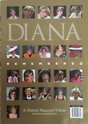 Princess Diana Remembered Majesty Magazine Special Issue 2007 10 Yr. Anniversary
