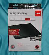 """Rca Ant1450bf Digital Flat Amplified Antenna """"new Factory Sealed Super Sale"""