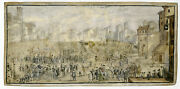 Antique Drawing-punishments-torture-execution-callot-17th.c.