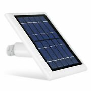 Wasserstein Ring Solar Panel For Spotlight Cam And Stick Up Cam Battery 1 Pack