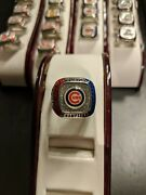 2018 Coors Light World Series Commorative Ring Chicago Cubs.