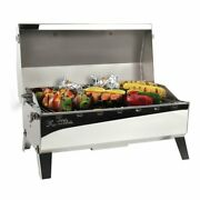 Propane Gas Grill 23.25 Inch Stow Nand039 Go 1 Burner Barbecue Bbq Tailgating Camp
