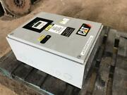 150 Amp Cat Transfer Switch 3 Phase 277/480 Volts 3 Poles