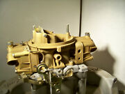 Holley 3613 780 Cfm 1966 Chevelle 396 375 Hp Plated And Rebuilt