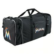 Miami Marlins Steal Duffelbag New Mlb Official Free Shipping