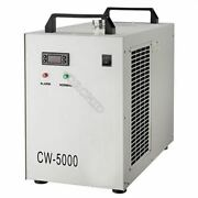 Industrial Water Chiller Cw-5000ag For Single 80w Co2 Laser Tube Cooling 220v Zk