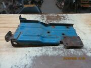 Ford 2000, 3000, 4000 Tractor Fire Wall, Battery Tray Hinge Bracket