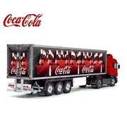56319 Tamiya 14th Scale Reefer Box Trailer Coca-cola Boxes Decals Stickers Kit