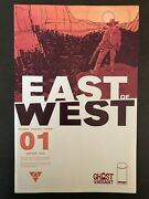 East Of West 1 Variant 2013 Image Comic Book