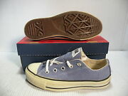Converse All Star Vintage In Usa Unisex Men Size 4 = Women Size 6 Shoes Blue New