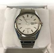 Grand Seiko Ref.6146-8000 Ss Automatic Watch Vintage Used