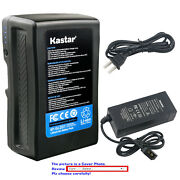 Kastar Battery Charger For Sony Hdw-f900 Hdw-f900h Hdw-f900r Hdw-s280 Hdcam Vtr