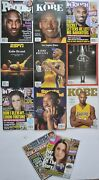 Kobe Bryant 1978-2020 - 11 Rare Sold Out Special Edition Tribute Issues Must See