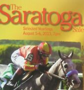 Fasig Tipton Saratoga Sale Catalog Selected Yearlings Midnight Lucky 2013