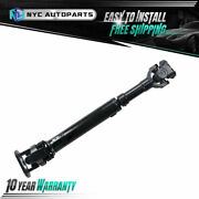 30.3 Front Drive Shaft For 2003 2004 2005 Dodge Ram 2500 5.9l Diesel 5 Spd A.t