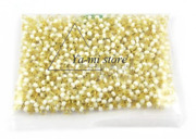 1000pc Pcb Board Test Beads Points Gold Plated Ceramic Loop Circuit Test