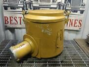 Caterpillar 3208 Diesel Engine Air Cleaner Filter Housing From Cat Track Loader