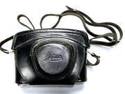 Leica Black Body Case For Early Black Paint M2m3 1 ............ Very Rare