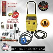 Dent Fix Equipment Df-505 Maxi 220 Volt Dent Pulling System Made In The Usa