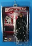 Kenny Omega Rising Stars Of Wrestling First Action Figure Aew Njpw The Elite