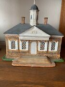 Colonial Williamsburg - Lang And Wise Buildings Lot Of 7