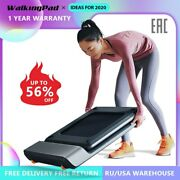 Walking Pad Smart Electric Foldable Jogging Exercise Fitness Equipment For Home