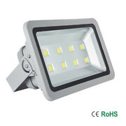 10pcs 400w Led Flood Light Cool White Backpack Waterproof High Power Outdoor