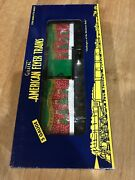 T4 American Flyer By Lionel 6-48363 S Scale Christmas 2006 Boxcar New