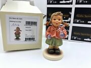 Hummel Figure 2287 Ein Star For Dich 3 7/8in New 1 Choice