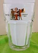 Ommegang Witte Beer Glass Collector - Man Cave - Home Bar
