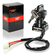 Ignition Key Switch For Arctic Cat 250 500 4x4 2000 2001 2002 2003 2004 2005 Atv