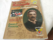Antique Motorcycle Club Magazine Winter 2008 Free Shipping