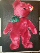Cranberry Teddy Extremely Rare Limited Quantity Were Made
