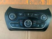 Temperature Control Air Cooling A/c Climate Controls 2016 Jeep Cherokee Oem