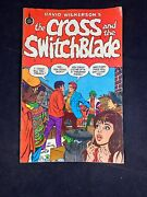 The Cross And The Switchblade David Wilkerson Spire Christian Archie Comics 1972