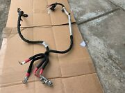 Battery Positive Starter Jump Cable Wires 2016 Jeep Cherokee Oem