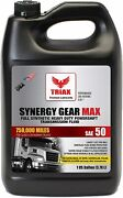 Triax Synergy Gear Sae 50 Full Synthetic Manual Transmission Oil 1 Gallon