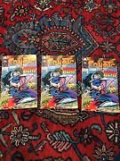 Lot Of 3 Coyote 11 Marvel Epic First Jim Lee Marvel Work Key Issue Comic Book