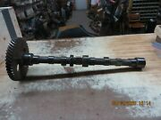 Mf Massey Ferguson, To 20 Tractor With Z120 Engine Camshaft And Gear