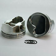 Dss Piston Kit K1-3521-4000 4.000 Bore -13cc Dish For 1969andeth1970 Ford Boss 302