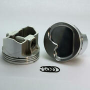 Dss Piston Kit K3-3922-4165 4.165 Bore -18cc Dish For Ford 351c Overbored