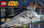 Lego Star Wars 75055 Imperial Star Destroyer Building Toy Discontinued
