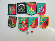 French Foreign Legion-set Aale Amicale Des Anciens-france-australia-germany
