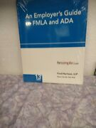 An Employer's Guide To Fmla And Ada Book By Nancy Van Der Veer Holt