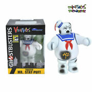 Ghostbusters Vinimates Toasted Mr. Stay Puft Vinyl Figure Limited Sdcc Exclusive