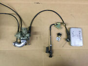 Keihin Carburetor Carb G694 Ariv Used Motorcycle With Parts Cables Etc